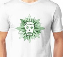 The Day of the Dead Green T Shirt Unisex T-Shirt