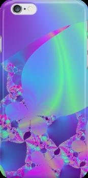 Pink Portal to Green Universe by pjwuebker