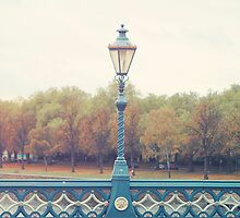 Light over the Embankment by Christian Burton