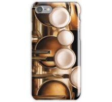 Four Keys, Saxophone Painting iPhone Case/Skin
