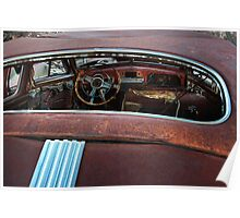Oxidized Car Poster