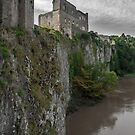 Castle View, Chepstow by bethadin