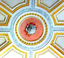 Ceiling Detail ~ The Augustinian Abbey Polling by ©The Creative  Minds