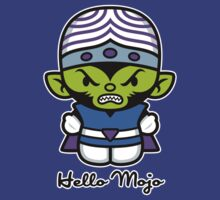 Hello Mojo by harebrained