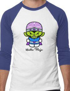 Hello Mojo Men's Baseball ¾ T-Shirt