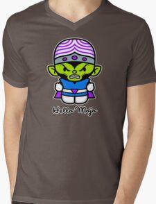 Hello Mojo Mens V-Neck T-Shirt