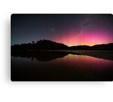Aurora Australis Canvas Print