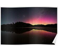 Aurora Australis Poster