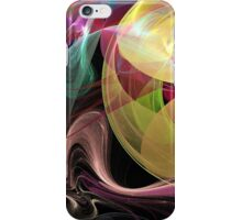 Pastel Rainbow Fan and Air iPhone Case/Skin