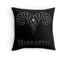 Markarth Throw Pillow