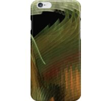 Liquid Sound Abstract iPhone Case/Skin