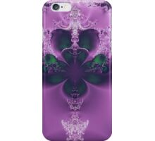 King of Four Leaf Clovers Abstract iPhone Case/Skin