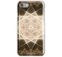 Kaleidoscope Star and Gold iPhone Case/Skin