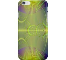 Green Tentacles in Space iPhone Case/Skin