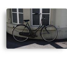 Commuter Bike Italy -2 Canvas Print