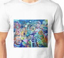 Beautiful Brain Carnival Unisex T-Shirt