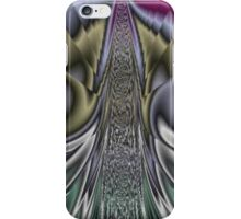 Full Metal Chicken Abstract iPhone Case/Skin