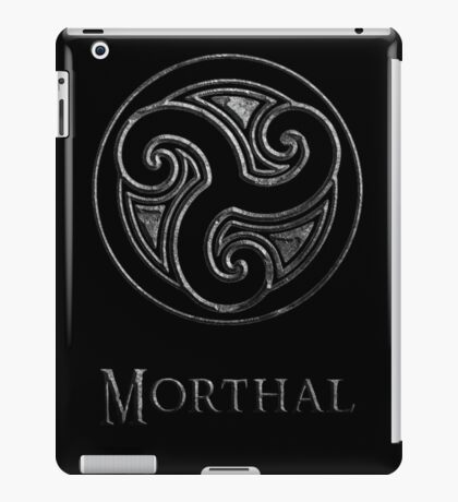 Morthal iPad Case/Skin