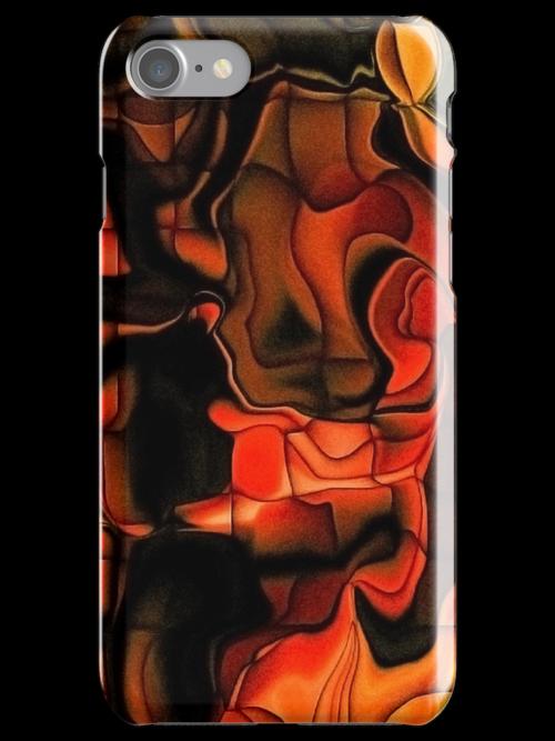 Fiery Jigsaw by pjwuebker