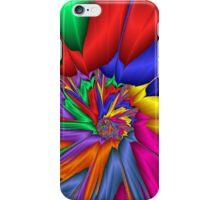 Extreme Rainbow Splash iPhone Case/Skin