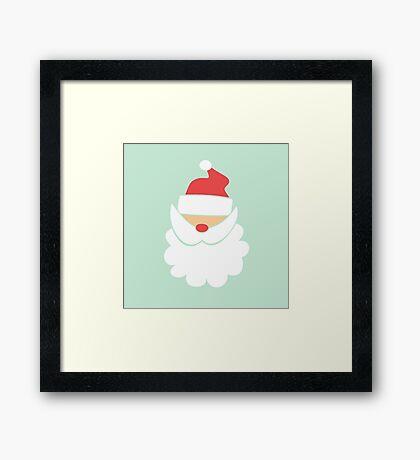 Santa #4 Framed Print