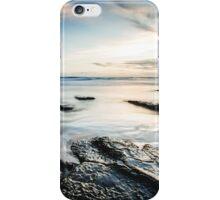 Sunset at Playa Yankee, Nicaragua iPhone Case/Skin