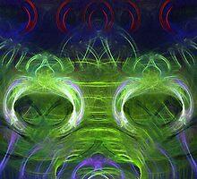 Disbelief in Green by pjwuebker