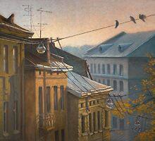 Let's Fly? by Vera Kalinovska