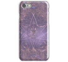 Delicate Pink Star iPhone Case/Skin