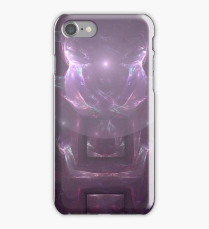Dancers in Crystal Ball Abstract iPhone Case/Skin