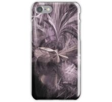 Confusion in Black and White iPhone Case/Skin