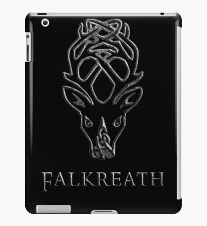 Falkreath iPad Case/Skin