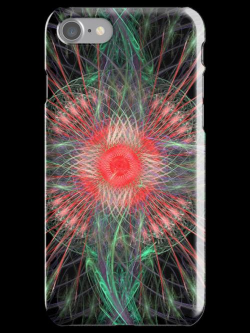 Colorful Spinning Swirls by pjwuebker