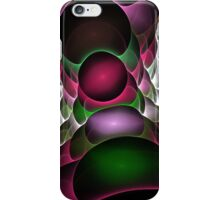 Colorful Pressure iPhone Case/Skin