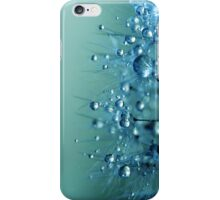 Blue Shower iPhone Case/Skin
