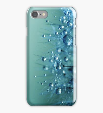 Blue Shower iPhone Case/Skin