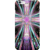 Colorful Cross of Christ iPhone Case/Skin