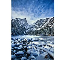 Dream Lake Photographic Print