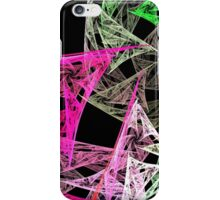 Colorful Abstract Origami iPhone Case/Skin