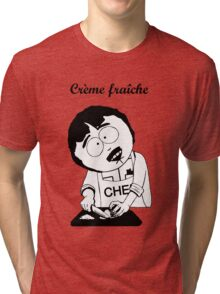 Creme Fraiche South park Tri-blend T-Shirt