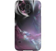 Burgundy Rose Samsung Galaxy Case/Skin