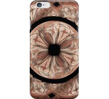 Brownish Abalone Bowls Abstract iPhone Case/Skin