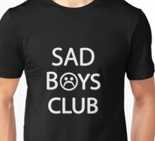 Sad Boys Club {FULL} Unisex T-Shirt