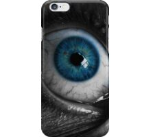 Blue Eyeball iPhone Case/Skin