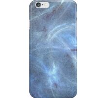 Blue Cosmos Abstract iPhone Case/Skin