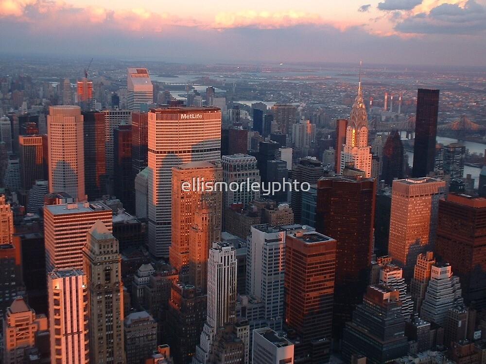 Sub-zero Sunset (NYC) by ellismorleyphto