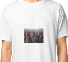 Sub-zero Sunset (NYC) Classic T-Shirt