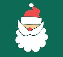 Santa #5 by simplepaperplan