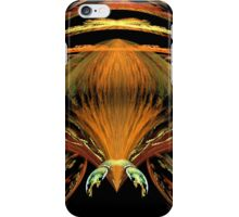 Alien Orange Insect iPhone Case/Skin