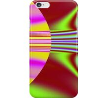 Abstract Rainbow Guitar iPhone Case/Skin
